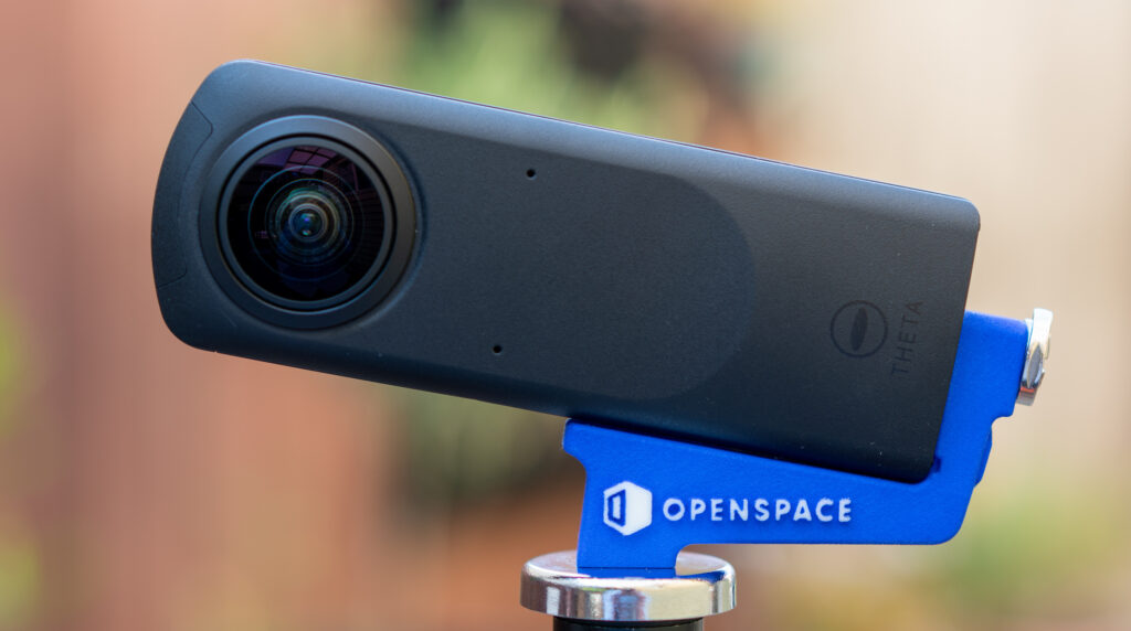Now supporting video capture for the Ricoh THETA Z1
